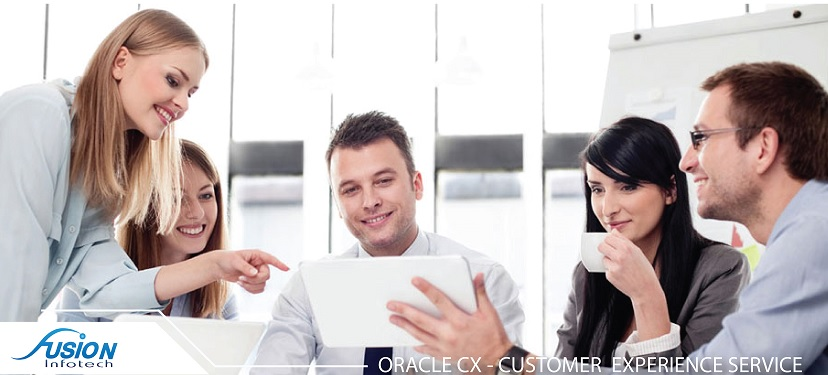 oracle cx customer experience